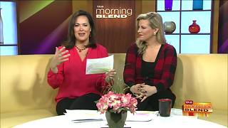 Molly and Tiffany with the Buzz for February 1! - Video