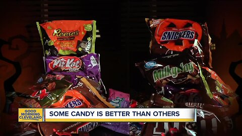 It's okay to be picky when choosing Halloween candy