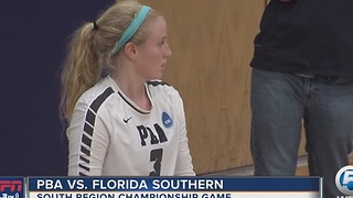 PBA Volleyball clinches south region championship - Video