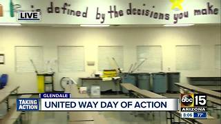 United Way Day of Action taking place Saturday - Video