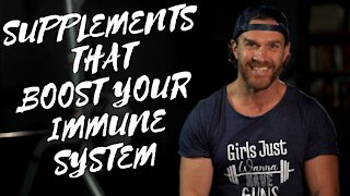 Supplements That Boost Your Immune System