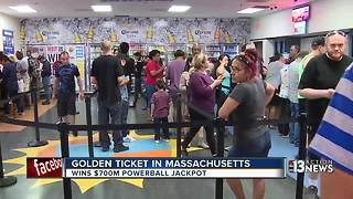 Primm lottery dash unsuccessful for many Las Vegas locals - Video