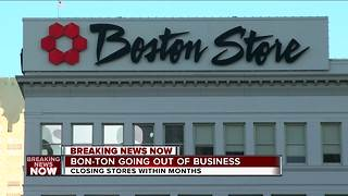 Bon-Ton stores to be liquidated after bankruptcy auction - Video