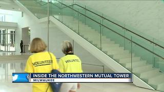 Thousands of Northwestern Mutual employees to move to new tower in a few weeks - Video