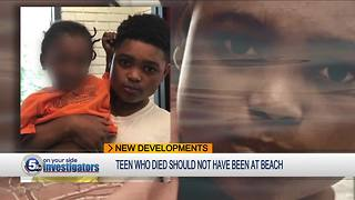 Group home worker fired after 13-year-old drowned at Edgewater - Video