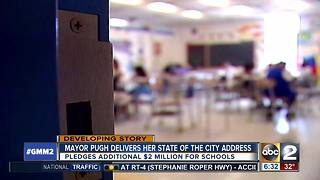 Pugh delivers State of the City address - Video