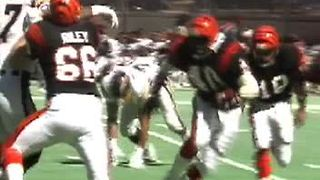 NFL Strike 1987: Bengals replacement team loses first game, wins fans - Video