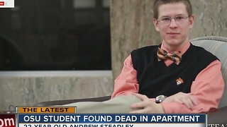 Police: OSU student found dead in apartment