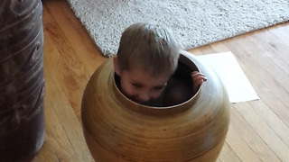 Give A Boy A Vase, And You Will See What Happens - Video