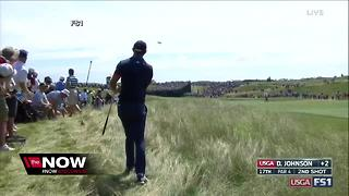 us open todays take - Video