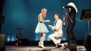 Is This the Best Wedding Proposal Ever? - Video