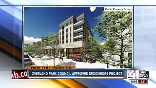 7-hour city council meeting in Overland Park