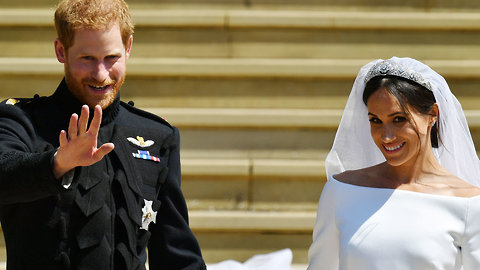 Best Moments From Prince Harry And Meghan Markle's Cinderella Wedding!