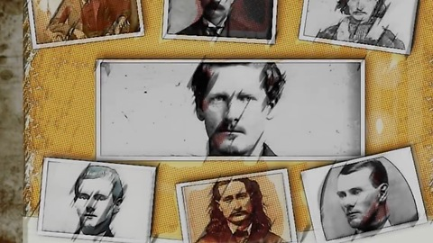 7 Most Dangerous Men of the Old Wild West
