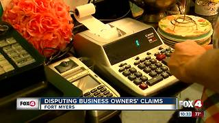 Business disputes claims of issues at Atrium - Video