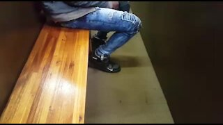 SOUTH AFRICA - Johannesburg. Vlakfontein accused court appearance (6YD)