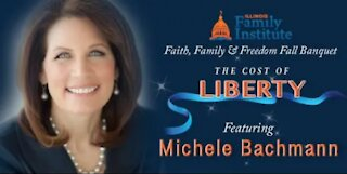 The Cost of Liberty | Michele Bachmann