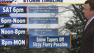 Live at 10:00 Storm Team 4cast - Video