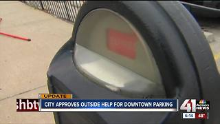 KC Council approves outsourcing downtown parking