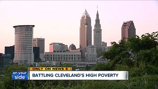 Poverty still a big issue in 2017 Cleveland mayoral race - Video