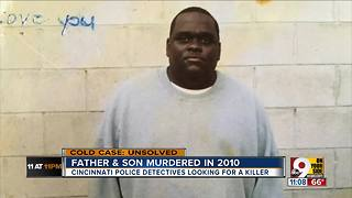 I-Team Unsolved: Father and son murdered WCPO Investigative Report - Video