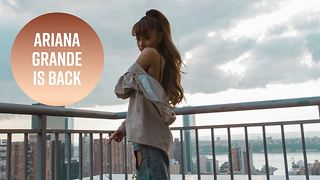 Ariana Grande makes comeback after Manchester attack - Video