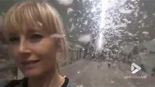Thousands Of Mayflies Invade A City In Belarus Like A Blizzard - Video
