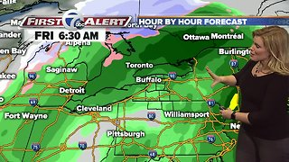 7 First Alert Forecast 1219 - Noon - Video
