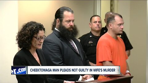 Man charged with wife's murder in Cheektowaga after being captured in Mexico