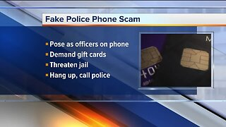 Troy police warn of fake phone scam