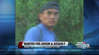Man who opened fire on Arizona forest crew spotted on Apache Reservation - Video