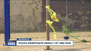 Police investigating a fatal overnight hit and run - Video
