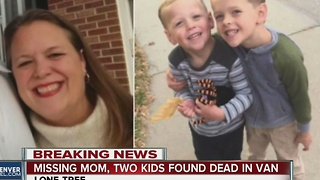 Missing mother, 2 young sons found dead - Video