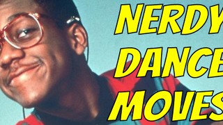 Top 10 nerdy dance moves - Video