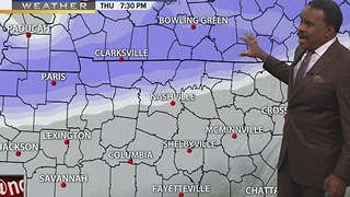 Lelan's Morning Forecast: Tuesday, January 3, 2017 - Video