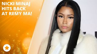 Nicki Minaj finally releases HER Remy Ma diss track! - Video
