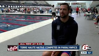 Terre Haute native competes in paralympics - Video