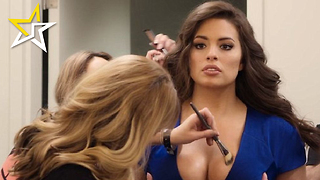 Vogue Takes Women Through A Day In The Life Of Inspirational Model Ashley Graham - Video