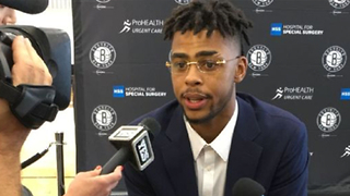 D'angelo Russell Just Cant Stop Snitching! - Video