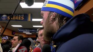 01/01 Lehner glad to be a part of Winter Classic - Video