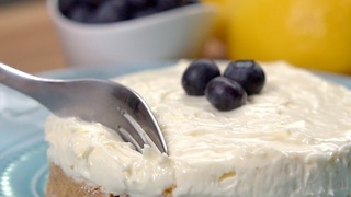No-Bake Lemon Cheesecake - Video
