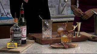 Toast in National Bacon Day with a special cocktail - Video