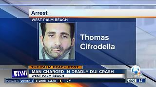 Palm Beach County man charged in deadly crash in The Acreage - Video