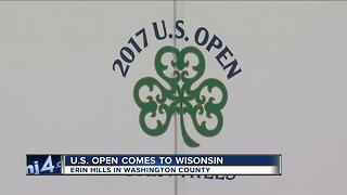 US Open coming to Wisconsin this summer - Video