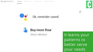 Why Clark loves Google Assistant - Video
