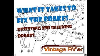 RV Repairs: What it Takes to Bleed RV Brakes