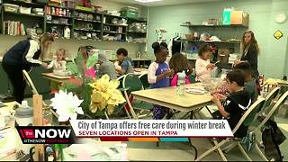 City of Tampa Parks & Rec Presents 'Jingle Jam' - Video