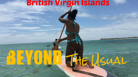 Secret to the best views of the British Virgin Islands