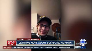 Douglas County shooting suspect was Iraq War veteran - Video