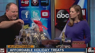 Ways to store edible holiday gifts to maintain flavor - Video